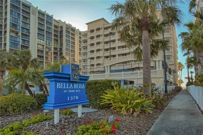 1370 Gulf Boulevard UNIT 303, Clearwater Beach, FL 33767 - MLS#: U8005350