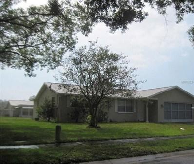 4323 Royal Oak Lane, New Port Richey, FL 34653 - MLS#: U8005507