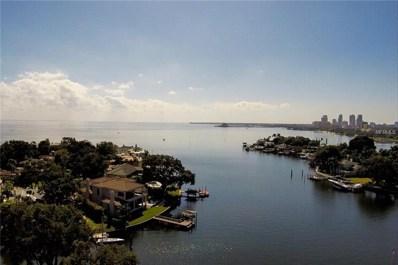 1365 Brightwaters Boulevard NE, St Petersburg, FL 33704 - MLS#: U8005511