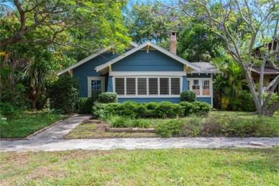 435 11TH Avenue NE, St Petersburg, FL 33701 - MLS#: U8005538