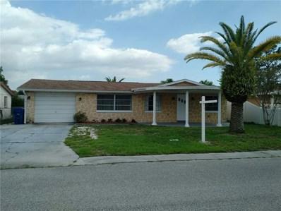 3440 Allandale Drive, Holiday, FL 34691 - MLS#: U8005548