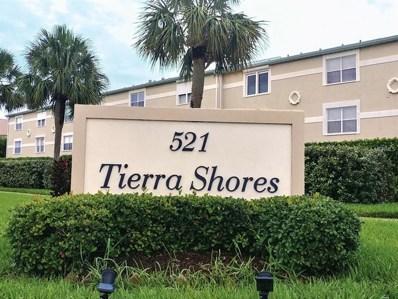 521 Pinellas Bayway S UNIT 204, Tierra Verde, FL 33715 - MLS#: U8005561