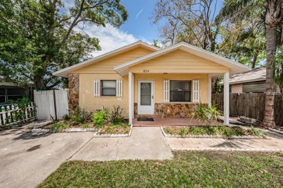 824 Hall Street, Clearwater, FL 33756 - MLS#: U8005568