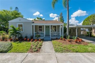 1000 Bay Street NE, St Petersburg, FL 33701 - MLS#: U8005577