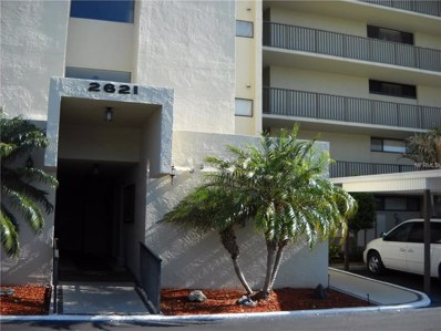 2621 Cove Cay Drive UNIT 108, Clearwater, FL 33760 - MLS#: U8005632