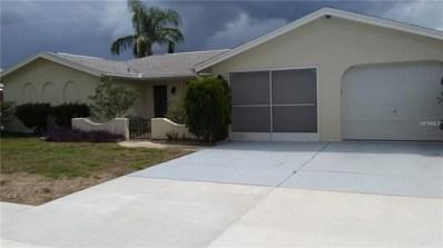 5772 Melaleuca Drive, Holiday, FL 34690 - MLS#: U8005657