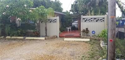 14906 N Bayshore Drive UNIT 1&2, Madeira Beach, FL 33708 - MLS#: U8005672