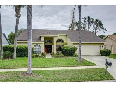 3281 Glenridge Court, Palm Harbor, FL 34685 - MLS#: U8005697