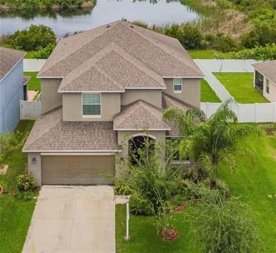 12319 Holmwood Greens Place, Riverview, FL 33579 - MLS#: U8005760