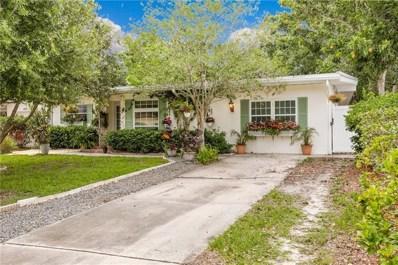 1343 S Hillcrest Avenue, Clearwater, FL 33756 - MLS#: U8005803