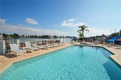 9359 Blind Pass Road UNIT 101, St Pete Beach, FL 33706 - MLS#: U8005908