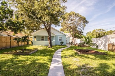 4448 3RD Avenue N, St Petersburg, FL 33713 - MLS#: U8005957