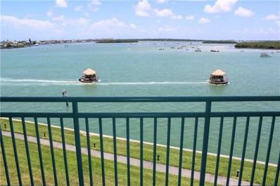 1 Key Capri UNIT 311E, Treasure Island, FL 33706 - MLS#: U8005964