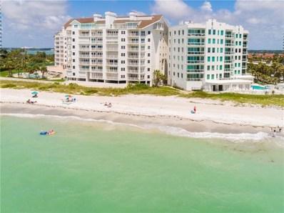 1582 Gulf Boulevard UNIT 1705, Clearwater Beach, FL 33767 - MLS#: U8006065