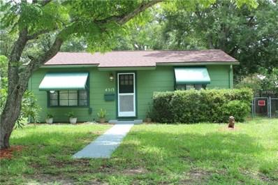 4313 Queen Street N, St Petersburg, FL 33714 - MLS#: U8006069