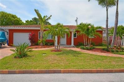 420 90TH Avenue, St Pete Beach, FL 33706 - MLS#: U8006130