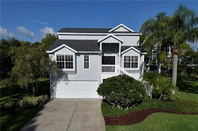 2122 Harbour Watch Drive, Tarpon Springs, FL 34689 - MLS#: U8006152