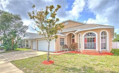 386 Wood Chuck Avenue, Tarpon Springs, FL 34689 - MLS#: U8006201