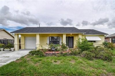 1322 Mandarin Drive, Holiday, FL 34691 - MLS#: U8006208
