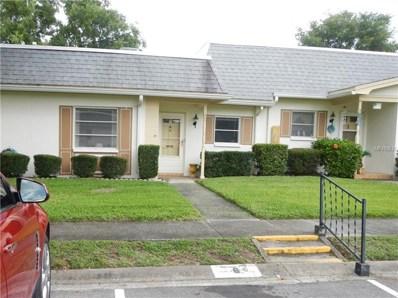 1418 Normandy Park Drive UNIT 6, Clearwater, FL 33756 - MLS#: U8006256