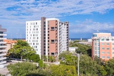 199 Dali Boulevard UNIT 603, St Petersburg, FL 33701 - MLS#: U8006305