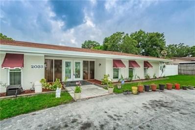 2033 Nursery Road, Clearwater, FL 33764 - MLS#: U8006319