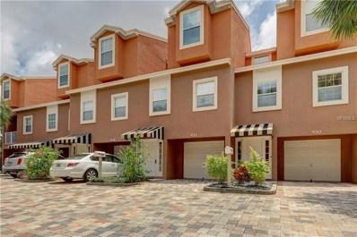 932 Laura Street UNIT 932, Clearwater, FL 33755 - MLS#: U8006453