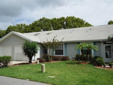 39650 Us Highway 19 N UNIT 842, Tarpon Springs, FL 34689 - MLS#: U8006521