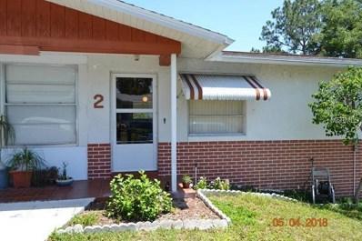 2 Scully Court, Beverly Hills, FL 34465 - MLS#: U8006786