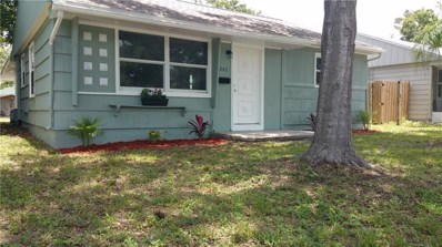 5243 5TH Avenue N, St Petersburg, FL 33710 - MLS#: U8006799