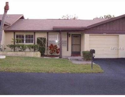 1393 Heather Ridge Boulevard, Dunedin, FL 34698 - MLS#: U8006806