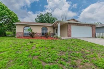 312 Leafwood Road, Tarpon Springs, FL 34689 - MLS#: U8006812