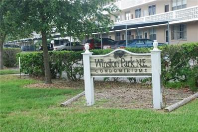 4910 NE Bay Street NE UNIT 101, St Petersburg, FL 33703 - MLS#: U8006822