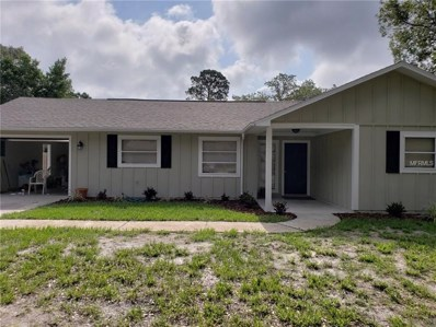 1279 Golden Oak Drive, Tarpon Springs, FL 34689 - MLS#: U8006865
