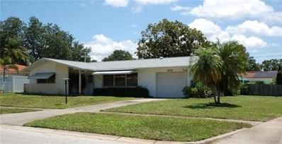 1651 Palace Drive, Clearwater, FL 33756 - MLS#: U8006926
