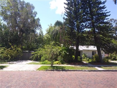 842 17TH Avenue S, St Petersburg, FL 33701 - MLS#: U8007017