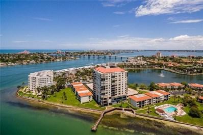 6287 Bahia Del Mar Circle UNIT 314, St Petersburg, FL 33715 - MLS#: U8007107