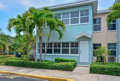19417 Gulf Boulevard UNIT C-106, Indian Shores, FL 33785 - MLS#: U8007188