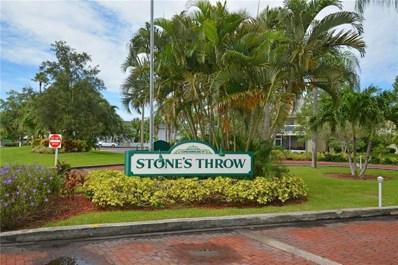 6939 Stonesthrow Circle N UNIT 6202, St Petersburg, FL 33710 - MLS#: U8007225