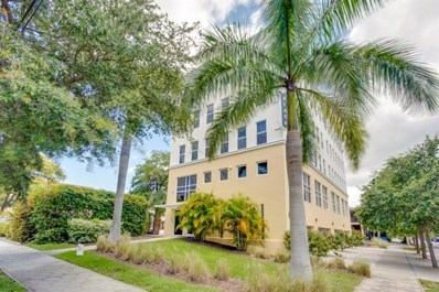 205 5TH Avenue N UNIT 301, St Petersburg, FL 33701 - MLS#: U8007246