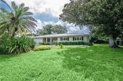 1721 Eagles Nest Drive, Belleair, FL 33756 - MLS#: U8007253