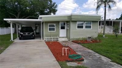 6724 Americana Drive NE UNIT 181, St Petersburg, FL 33702 - MLS#: U8007254