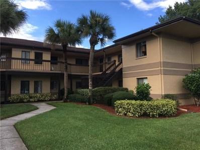 2664 Sabal Springs Circle UNIT 105, Clearwater, FL 33761 - MLS#: U8007306