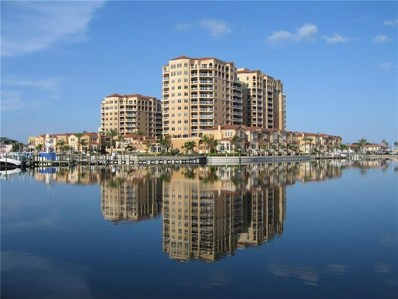 501 Mandalay Avenue UNIT 710, Clearwater Beach, FL 33767 - #: U8007352