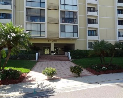 851 S Bayway Boulevard S UNIT 707, Clearwater, FL 33767 - MLS#: U8007360