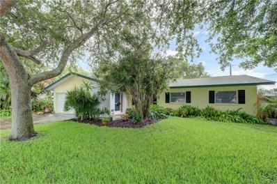 473 Lewis Boulevard SE, St Petersburg, FL 33705 - MLS#: U8007372