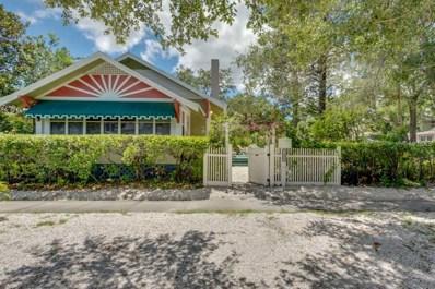1408 1ST Street N, St Petersburg, FL 33704 - MLS#: U8007614