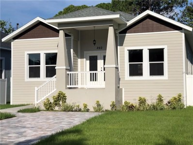 260 SW Lincoln Circle N, St Petersburg, FL 33703 - MLS#: U8007631