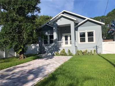 256 SW Lincoln Circle N, St Petersburg, FL 33703 - MLS#: U8007645