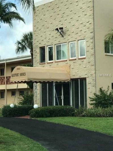 2900 45TH Street S UNIT 31, Gulfport, FL 33711 - MLS#: U8007661